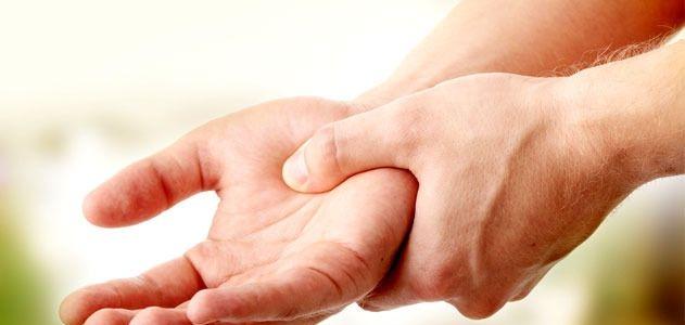 Почему в пальцах рук покалывание