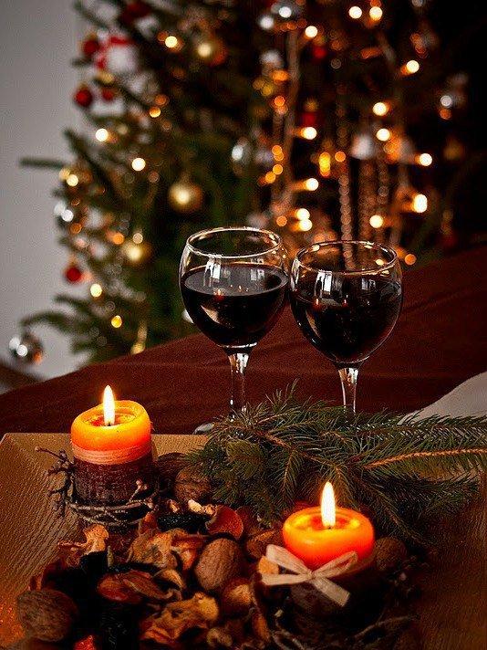 открытки уютного рождественского вечера столько времени общения