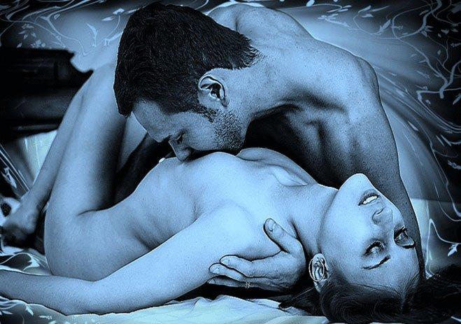Фото секс целую