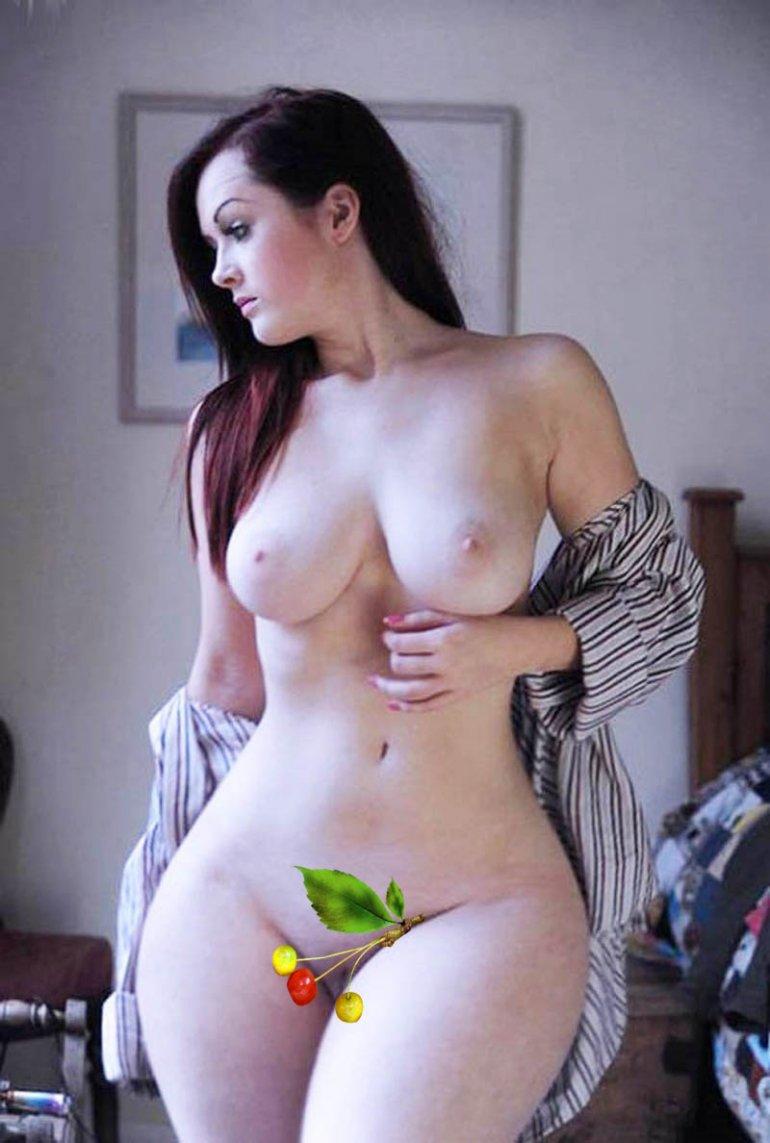 Эротические фото большая грудь и тонкая талия — photo 11