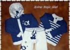Вязание костюма для мальчика на 1 788