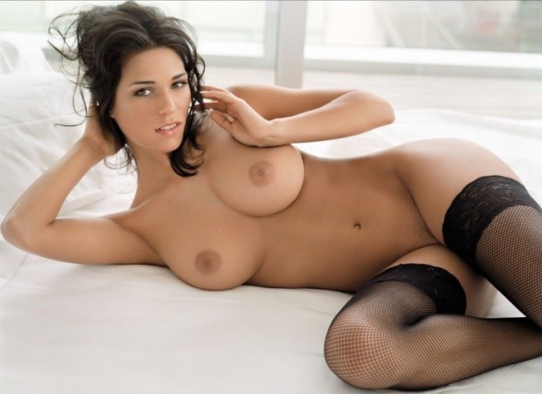 Janine Habeck Playboy 1